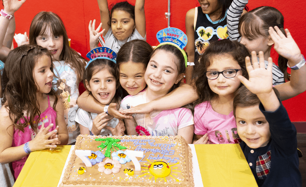 20% Off Birthday Parties Booking
