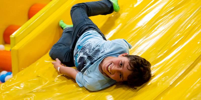 Leisure Indoor Slide