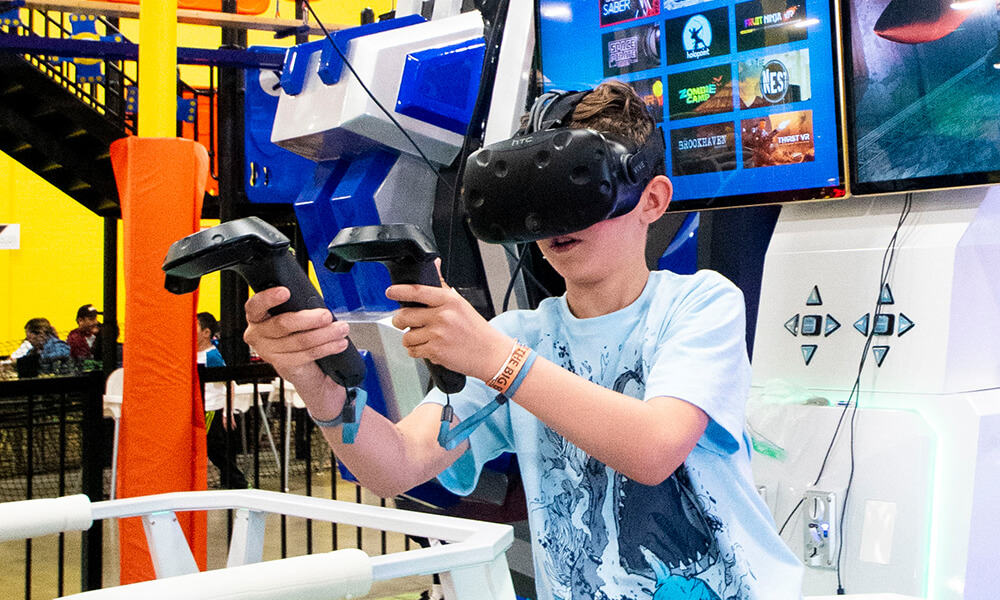 VR - Virtual Box Experience